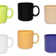 Kitchen furniture Biona Mugs (Set of 6), Multicolor