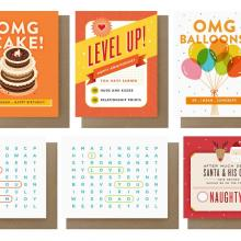 Gift furniture All Occasions Assorted Cards (Set of 6)