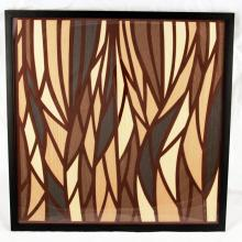 Living Room furniture Enrique Rodriguez- Places Collection - Amazonia Line 005- Bidimensional Paper and paperwood Work