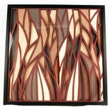 Living Room furniture Enrique Rodriguez- Places Collection - Amazonia Line 005- Tridimensional Paper and paperwood Work