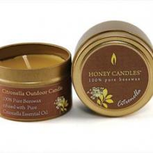 Gift furniture Essentials Tin - Citronella Outdoor Candle