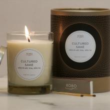 Gift furniture Kobo Soy Candles- Cultured Sake