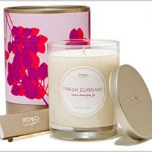 Gift furniture Kobo Soy Candles- Fresh Currant