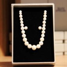 Mani Jewellery- Marylin Pearl Set with Necklace and Earing