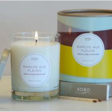 Gift furniture Kobo Soy Candles-Marche Aux Fleurs