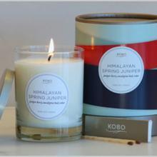 Gift furniture Kobo Soy Candles- Himalayan Spring Juniper