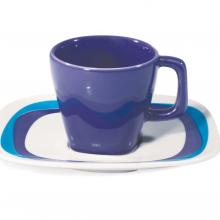 Kitchen furniture Karim Rashid Collection- Shift Line- 9332 Koil 2/6 Pieces Tea Set  150ml