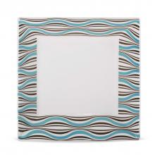 Kitchen furniture Karim Rashid Collection- Quartier Line- Kurdle Soup plate 21 x 21cm