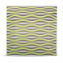 Kitchen furniture Karim Rashid Collection- Quartier Line- Kurdle Dessert plate 20 x 20cm