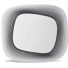 Kitchen furniture Karim Rashid Collection- Shift Line- 9331  Wisk Dinner plate 28 x 24cm