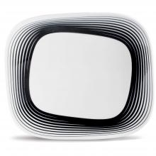 Kitchen furniture Karim Rashid Collection- Shift Line- 9331  Wisk Dessert plate 21 x 18cm