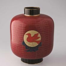 Living Room furniture Piling Palang- Chinese Lanterns- Chinese Lantern Vase with Sun