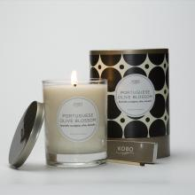 Gift furniture Kobo Soy Candles- Portuguese Olive Blossom