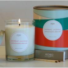 Gift furniture Kobo Soy Candles- Sambac Jasmine