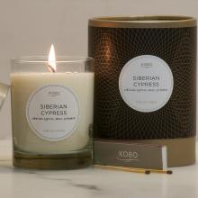 Gift furniture Kobo Soy Candles-Siberian Cypress