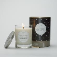 Gift furniture Kobo Soy Candles- Vetiver and Shaved Vanilla